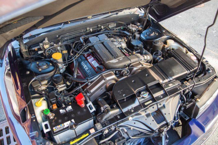 Autech Zagato Stelvio AZ1 Engine 2