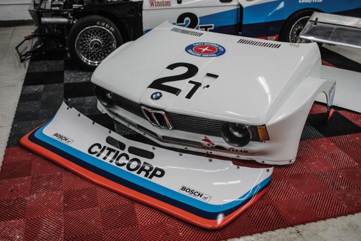 BMW 320i Turbo Hood