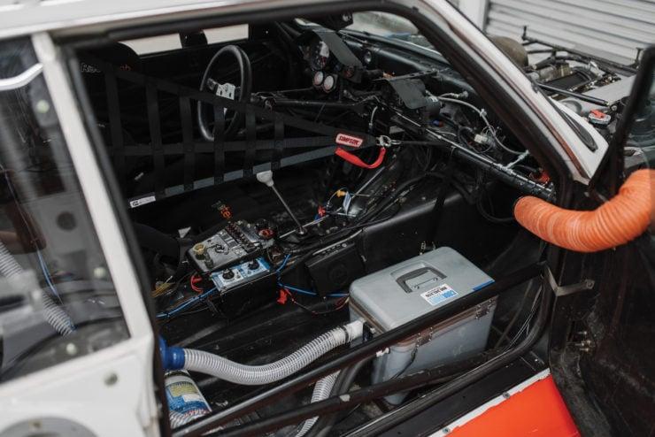 BMW 320i Turbo Interior 2