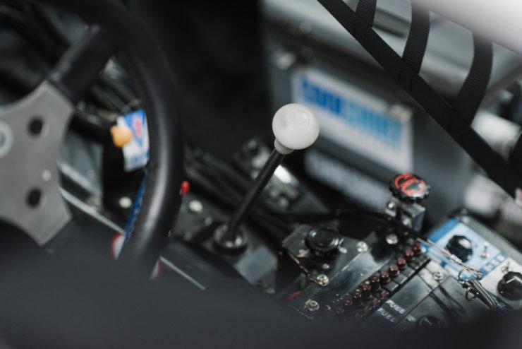 BMW 320i Turbo Interior 3