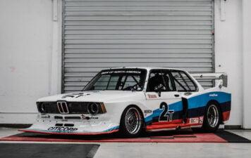 BMW 320i Turbo