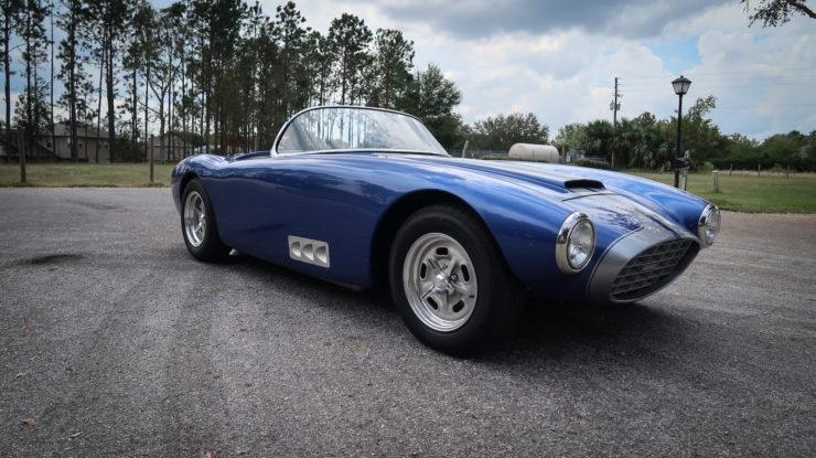 Byers SR100 Car 2