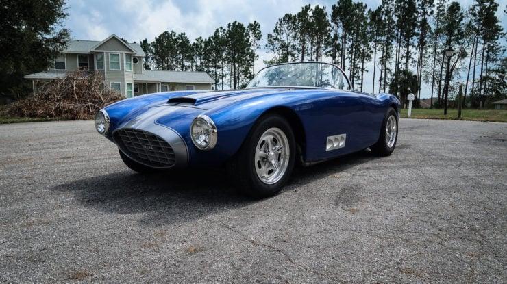 Byers SR100 Car 4