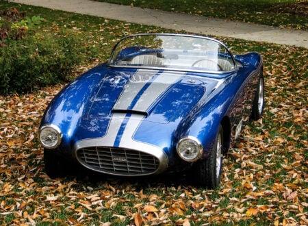 Byers SR100 Car