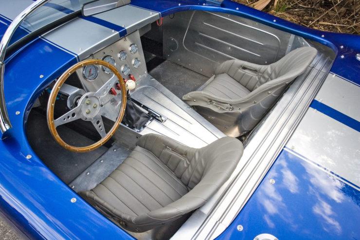 Byers SR100 Car Interior