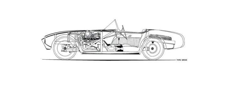 Byers SR100 Cutaway