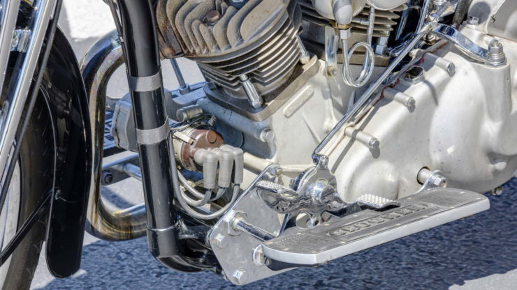 Crocker V-twin Engine 3