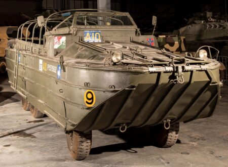 DUKW 6x6 Amphibious Utility Vehicle