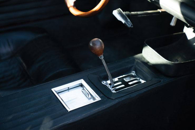 De Tomaso Mangusta Gated Shifter