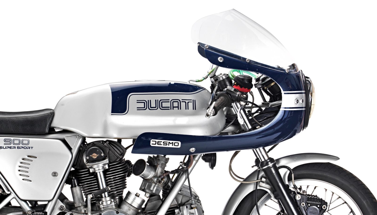 Ducati 900SS – A Thoroughbred Italian Superbike From The 1970s