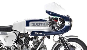 Ducati 900SS Fairing