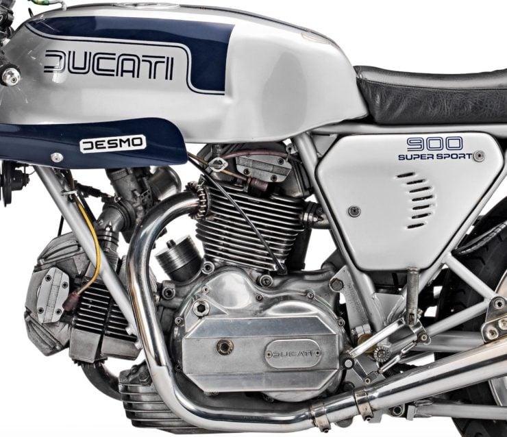 Ducati 900SS L-twin