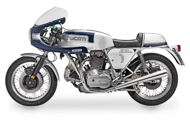 Ducati 900SS Side 2