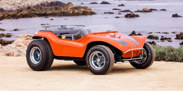 Dune Buggy Driven By Steve McQueen In The Thomas Crown Affair 2