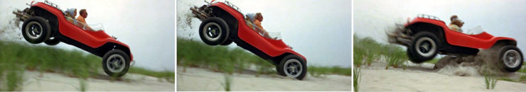 Dune Buggy Jump
