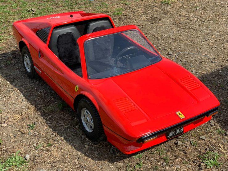 Ferrari 308 GTS Mini 1