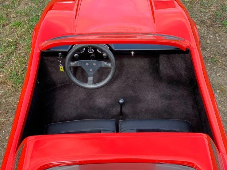 Ferrari 308 GTS Mini Dashboard