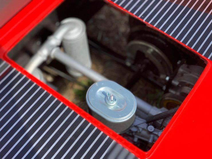 Ferrari 308 GTS Mini Engine