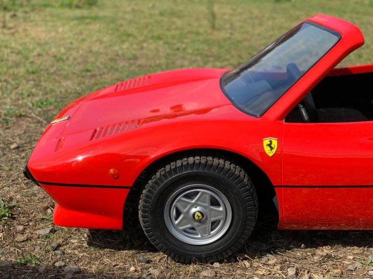 Ferrari 308 GTS Mini Front 2