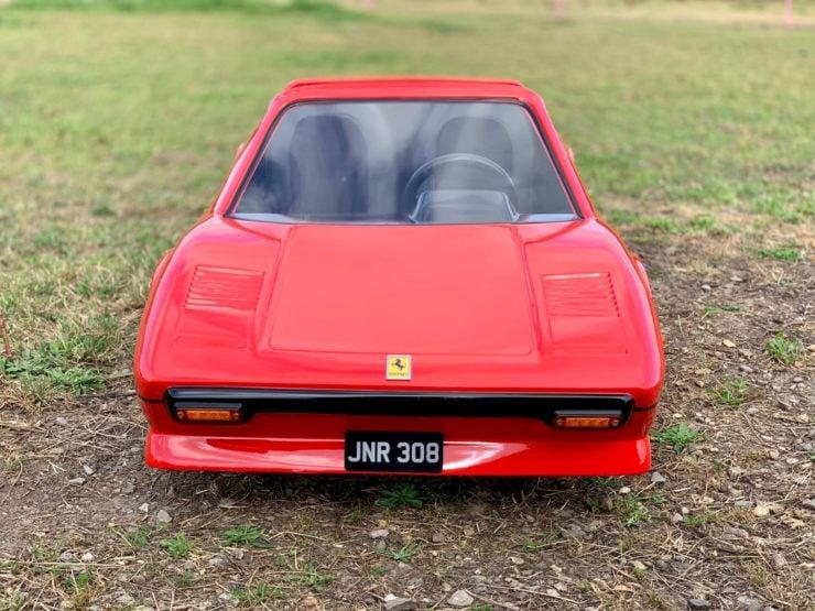 Ferrari 308 GTS Mini Front