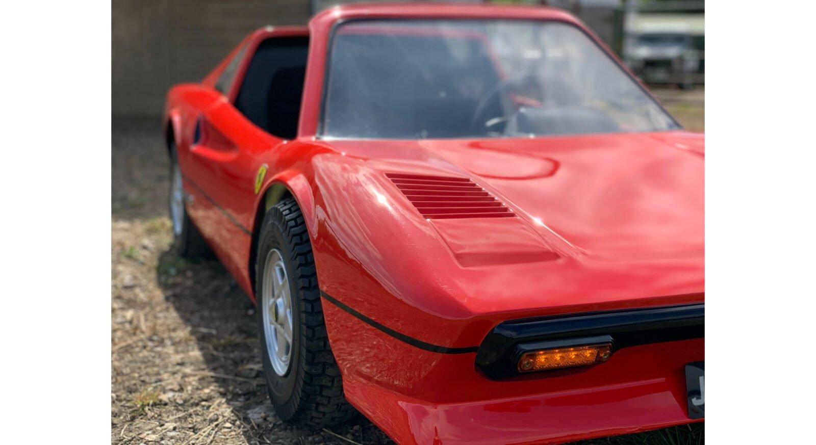 Ferrari 308 GTS Mini Headlight