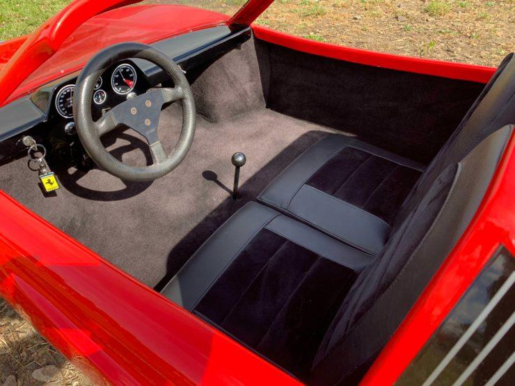 Ferrari 308 GTS Mini Interior