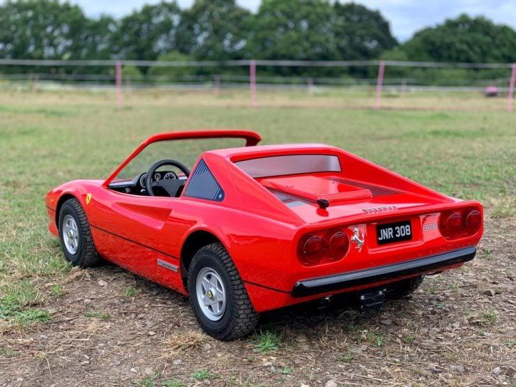 Ferrari 308 GTS Mini Rear 2