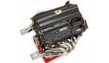 Ferrari Formula 1 engine