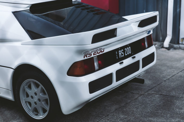 Ford RS200 Back 2