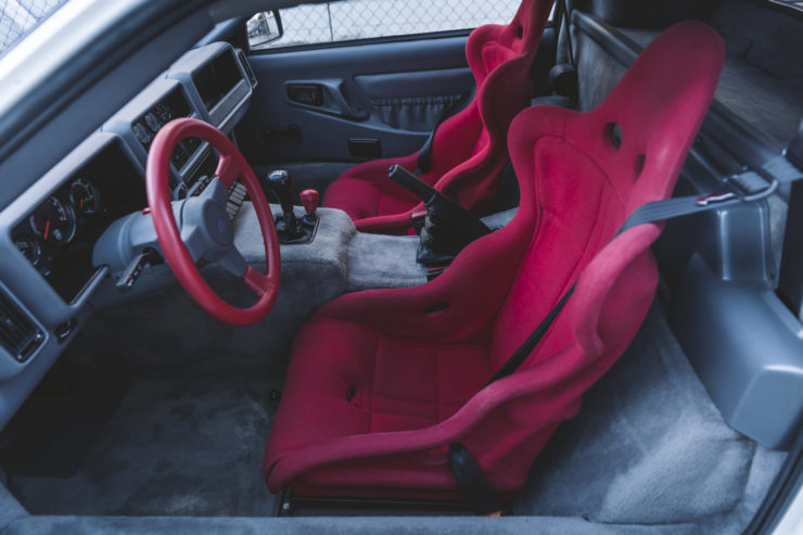 Ford RS200 Interior 1