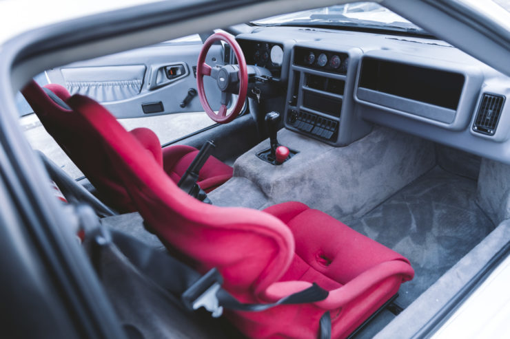 Ford RS200 Interior 3