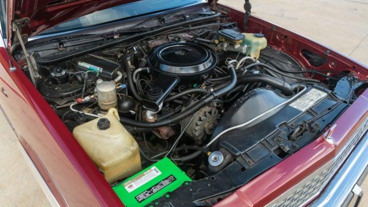 GMC Caballero V8 Engine