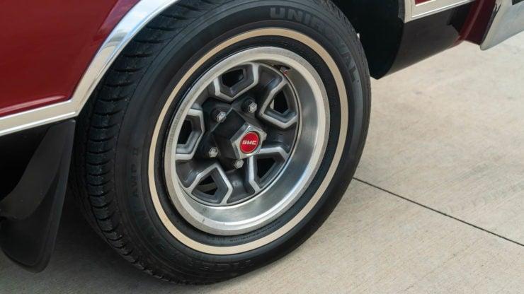 GMC Caballero Wheels