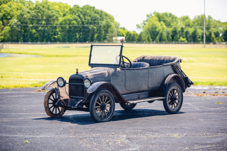 Harroun Model A-1 Touring 2