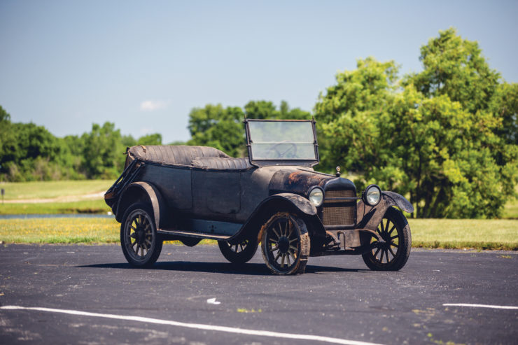 Harroun Model A-1 Touring