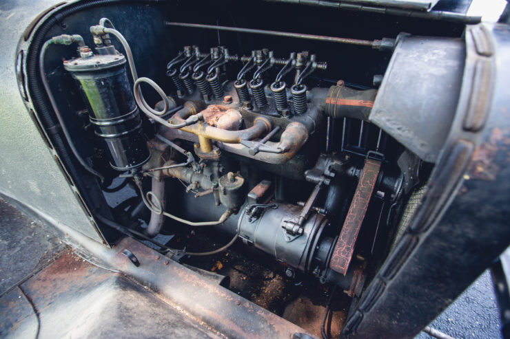 Harroun Model A-1 Touring Engine 2