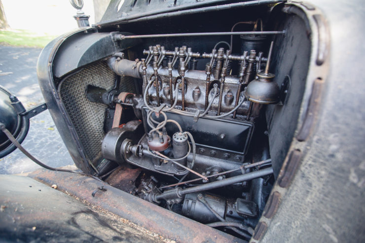 Harroun Model A-1 Touring Engine