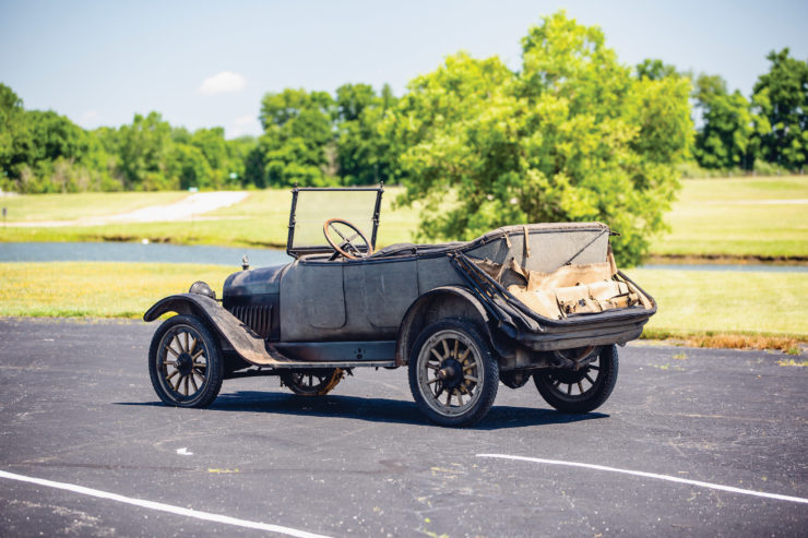Harroun Model A-1 Touring Rear