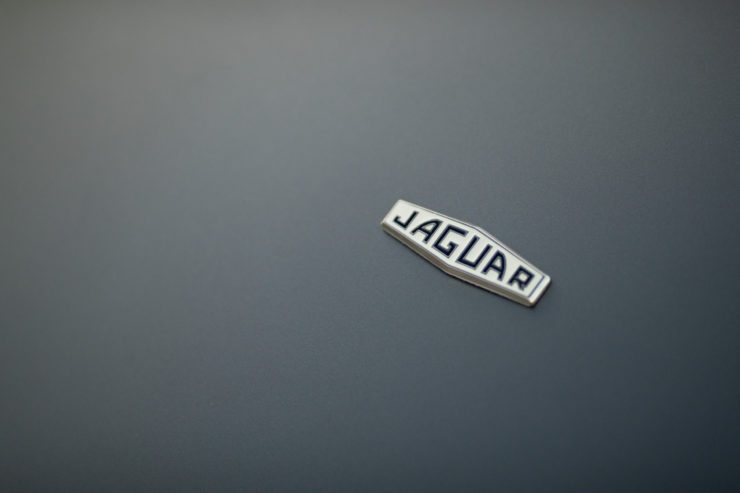 Jaguar Logo Badge