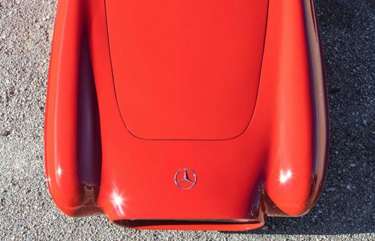 Kircher Special Mercedes-Benz Hood