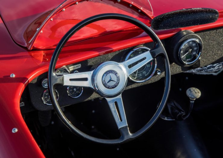 Kircher Special Mercedes-Benz Steering Wheel