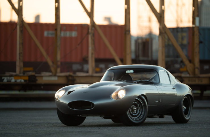 Low Drag Jaguar E-Type
