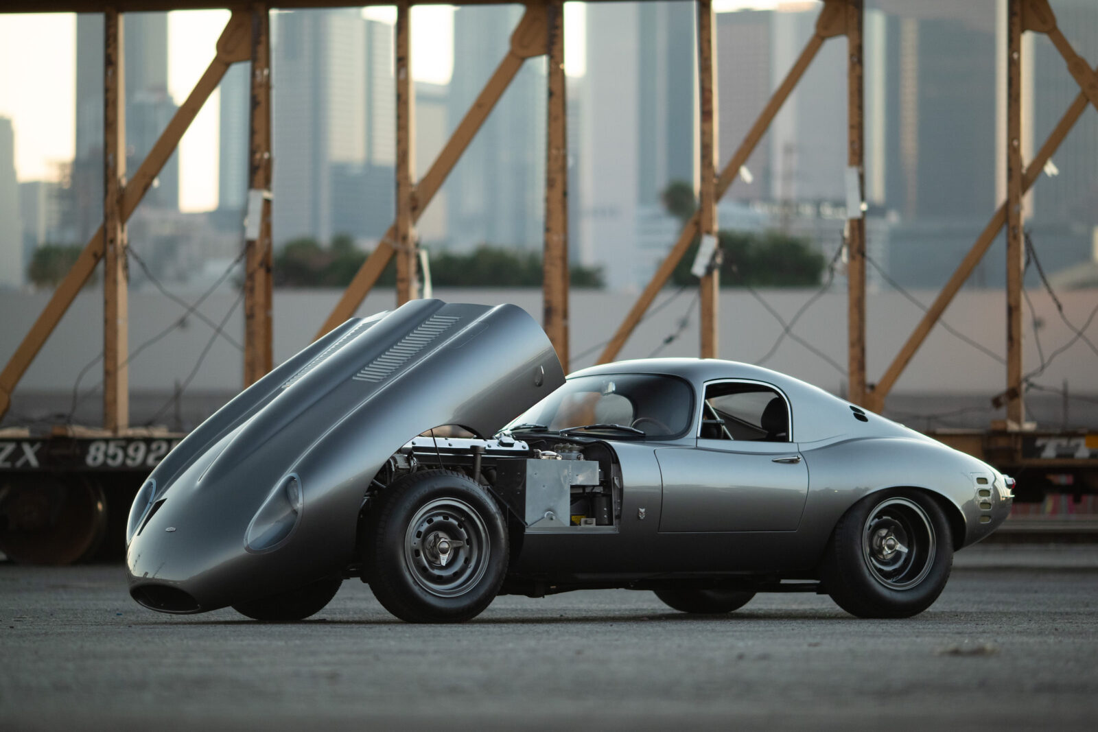 Low Drag Jaguar E-Type by Marco Diez - Is The Low Drag The Most Beautiful Car Ever?