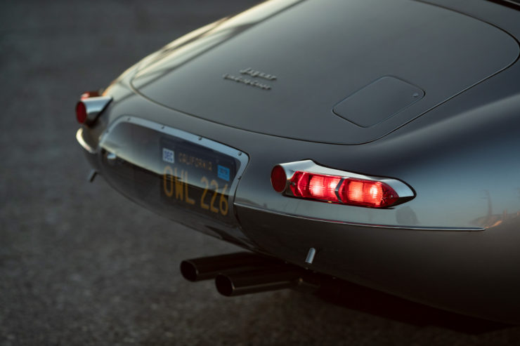 Low Drag Jaguar E-Type Tail Lights