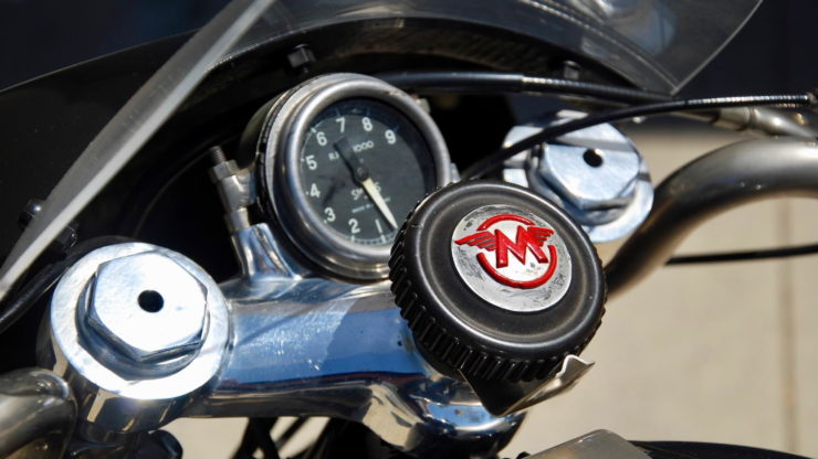 Matchless G45 Gauges