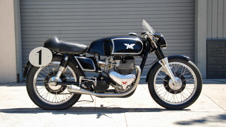 Matchless G45 Side 2