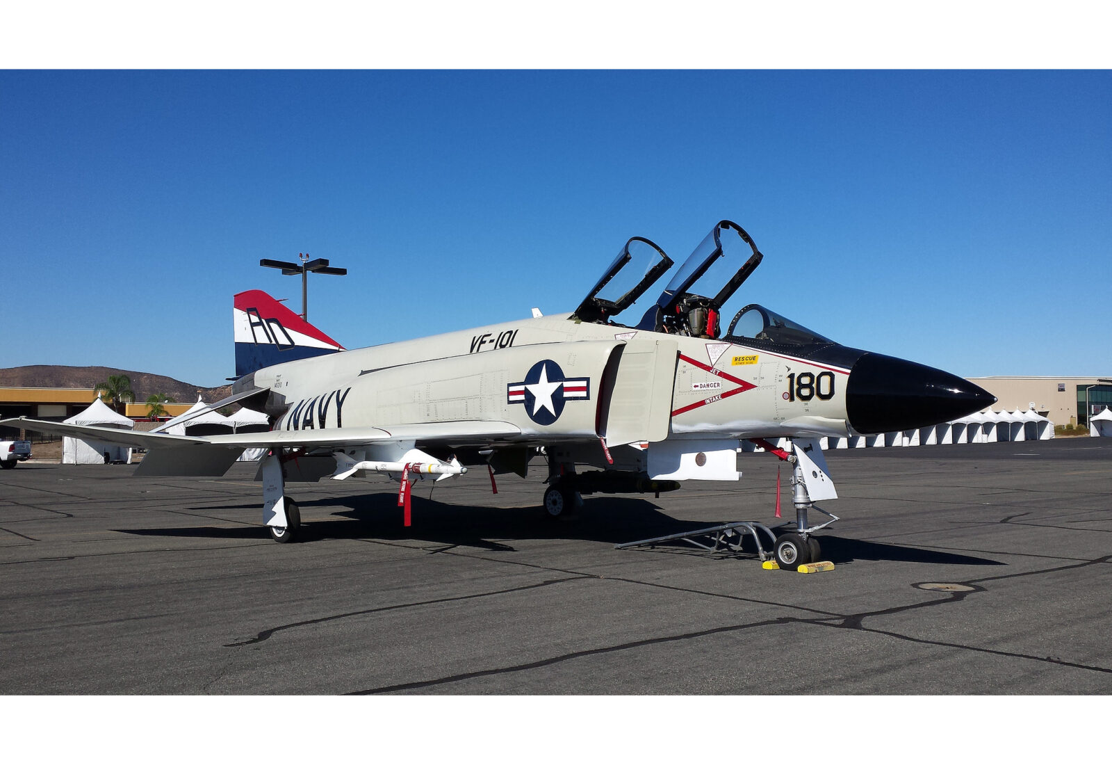 For Sale: McDonnell F4H-1F Phantom II - The Only Privately Owned F-4 Phantom Capable of Flight