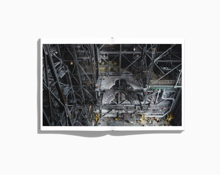 NASA - Past And Present Dreams Of The Future by Benedict Redgrove Launch