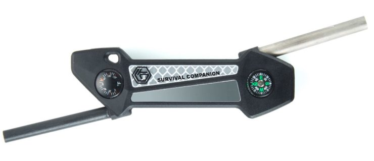 Off Grid Tools Survival Companion Multi-Tool Open