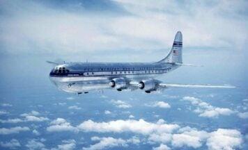 Pan Am Boeing 377 Stratocruiser